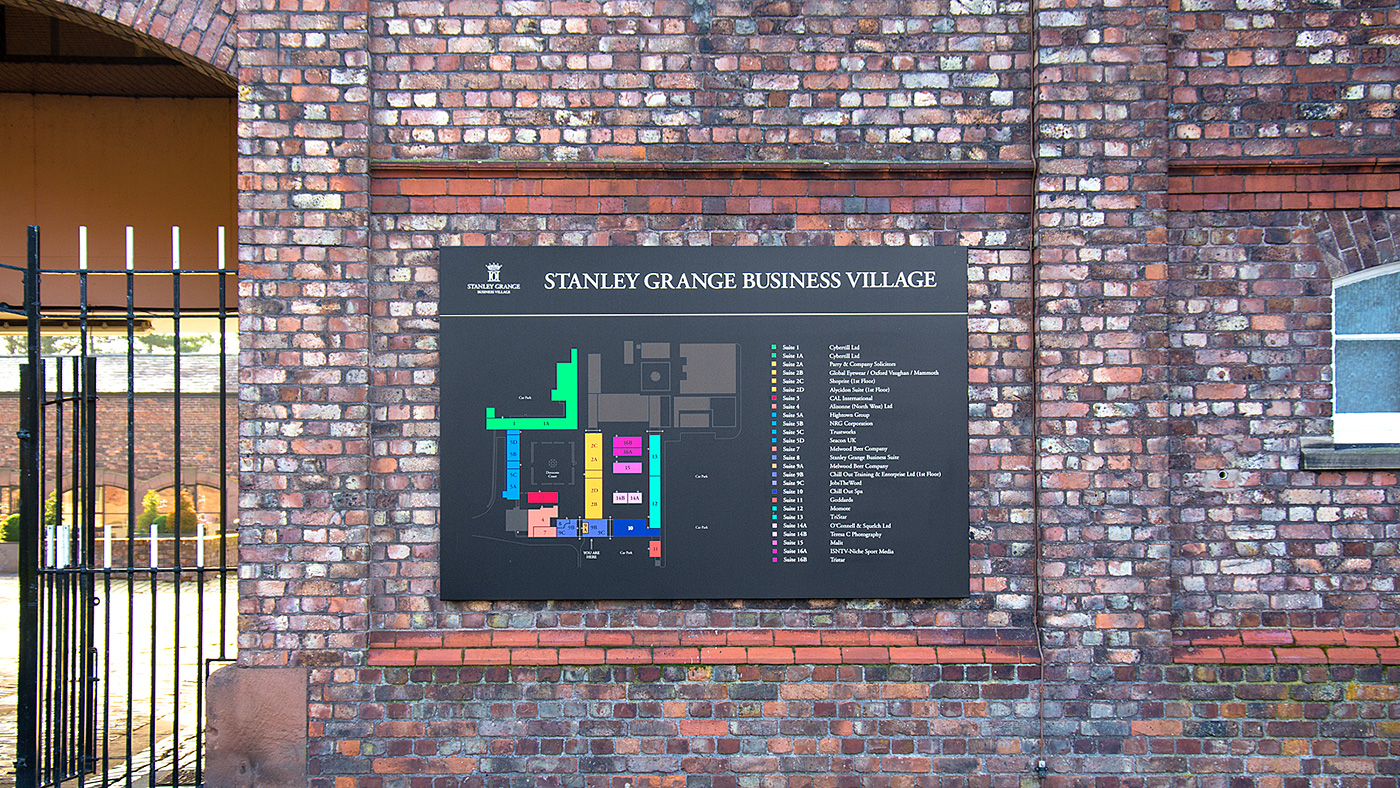 Stanley Grange Business Village 3