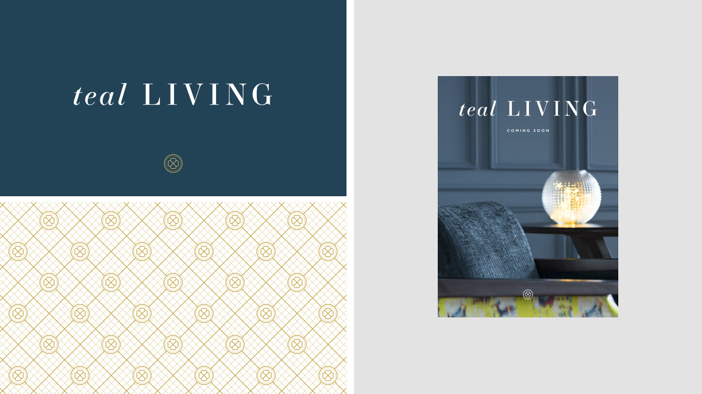New brand for Teal Living