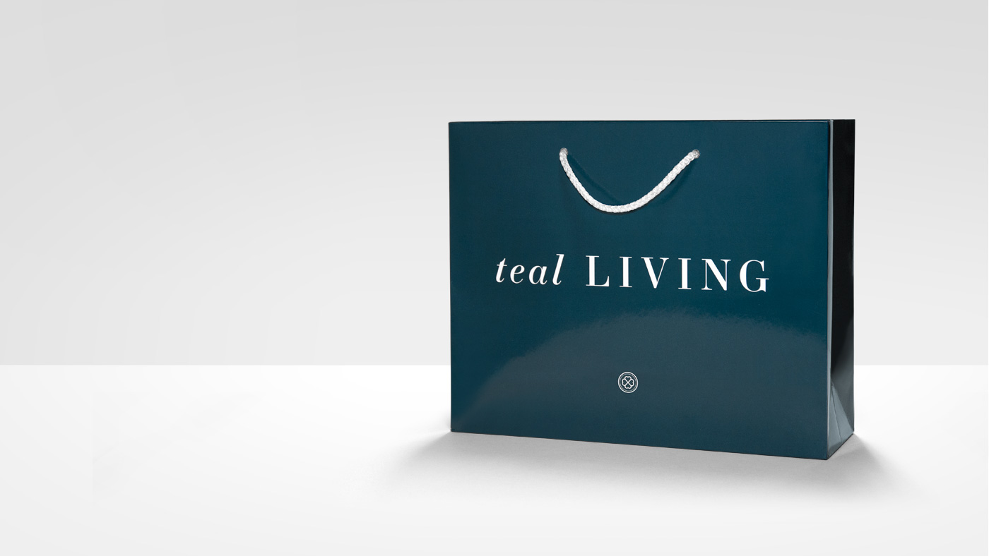 Teal Living 4